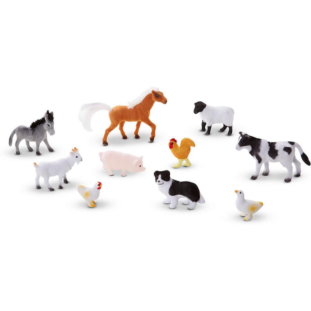 Домашні тварини фігурки