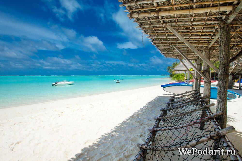берег Мальдіви
